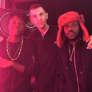 Tim Westwood's Crib VIDEO: Did Stonebwoy & Yaa Pono impress?